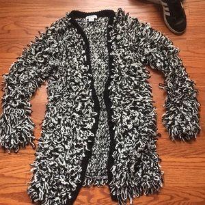 NWOT Nasty Gal Shag Sweater